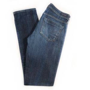 "COH | ""Ava"" Low Rise Straight Leg Stretch Jeans"